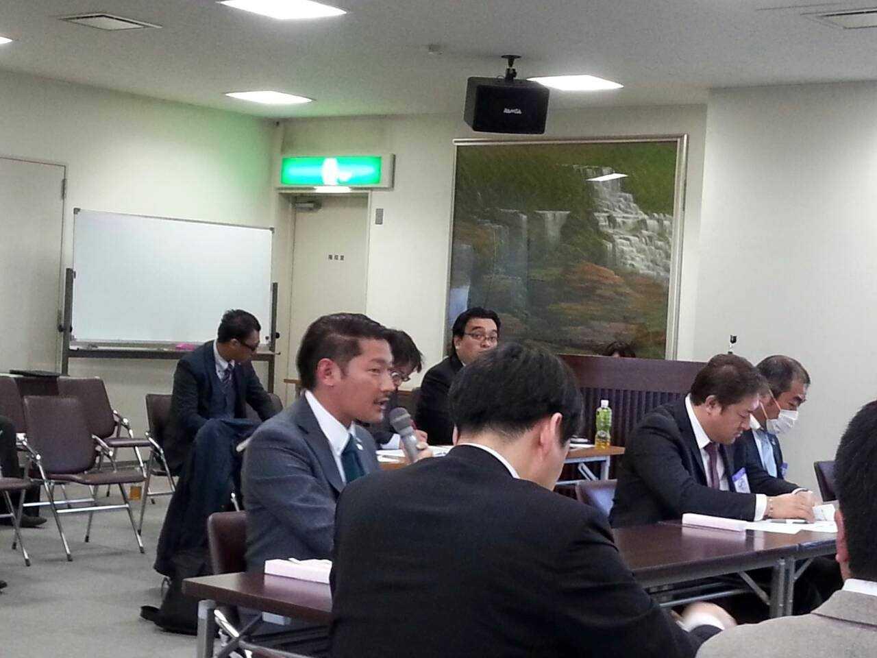 県連第6回役員会5