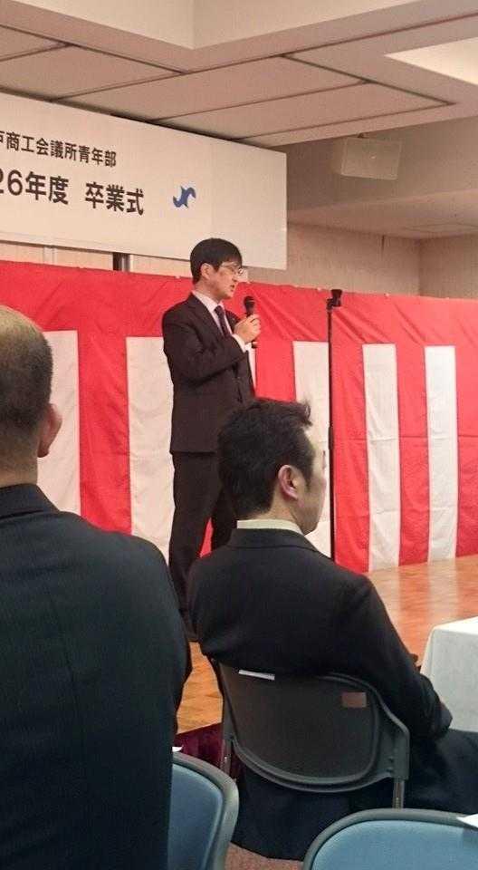 松戸卒業式9